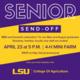 Senior Send-off