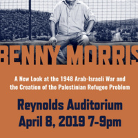 """Benny Morris, """"A New Look at the 1948 Arab-Israeli War and the Creation of the Palestinian Refugee Problem"""""""