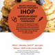 IHOP American Heart Association Fundraiser