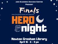 Finals HERO Night
