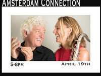 Amsterdam Connection - RR Presents Jazz in the Piazza