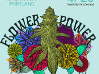 Tokativity Meetup: Flower Power Social
