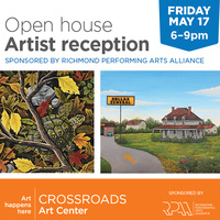 May Open House + Artist Reception