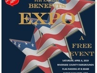 9th Annual Veterans, Military, Family and Friends EXPO