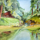 """Art in the Library – """"Nature's Song"""" Art Reception"""