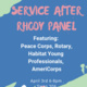 Service After Rhody Panel