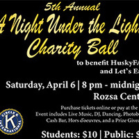 A Night Under the Lights Charity Ball