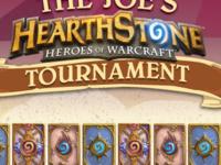 Joe's Hearthstone Tournament