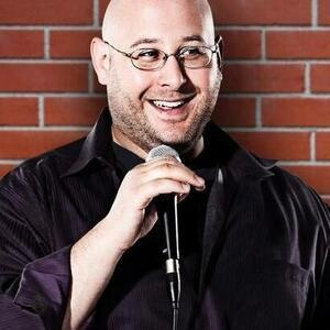 Richy Leis at JR's Comedy Club