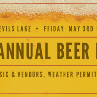3rd Annual Downtown Devils Lake Beer Hop