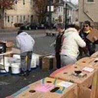 Homeless Outreach - Food/Toiletries