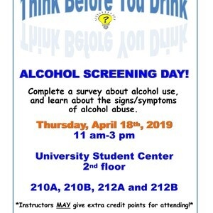 Alcohol Screening Day