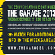 Greater Providence Chamber of Commerce Presents The Garage 2013: The Conversation Continues
