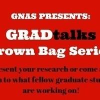 GRADtalks Brown Bag Series
