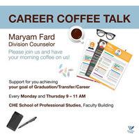 Career Coffee Talk