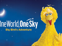 One World, One Sky: Big Bird's Adventure Daytime Planetarium Show