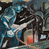 Celebrating Heroes: American Mural Studies of the 1930s and 1940s from the Steven and Susan Hirsch Collection