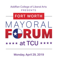 TCU Mayoral Forum