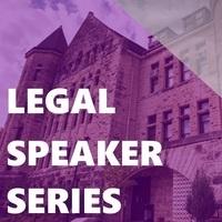 Legal Speaker Series: Mikel Stout