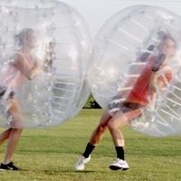 Intramural Sports Bubbleball Soccer Tournament