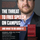 """Bestselling Author and CEO of F.I.R.E., Greg Lukianoff, Visits NMU to Discuss """"The Threat to Free Speech on Campus and What to Do About It"""""""