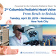 The 2nd Columbia Pediatric Heart Valve Symposium: From Bench to Bedside