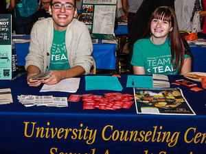 Here to Help: Resource and Self Care Fair