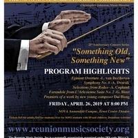 NOVA Annandale Symphony Orchestra Spring 2019 Concert