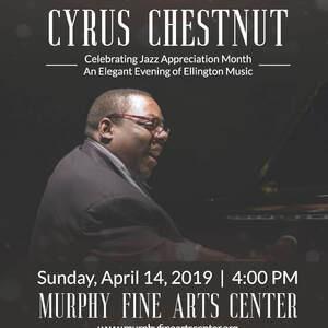 Cyrus Chestnut Plays Ellington
