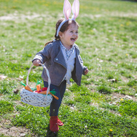 8000 Easter Egg Hunt at Sherman Field