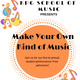 "KPG School of Music Presents ""Make Your Own Kind of Music"""