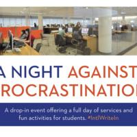Night Against Procrastination