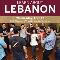 Lebanon (an Intercultural Program Series event)