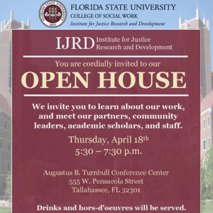 IJRD Open House