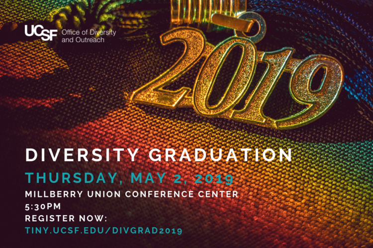 May 2, 2019: 2019 Diversity Graduation at Millberry Union Event & Meeting Center