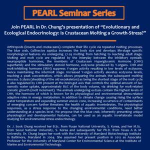 PEARL Seminar Series (w/Dr. J. Sook Chung)