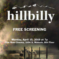 """Chicago Premiere of """"hillbilly"""""""