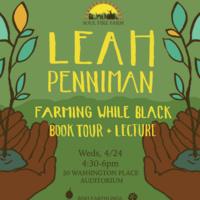 Visiting author | Leah Penniman