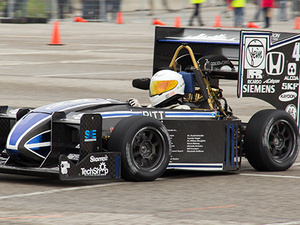 Panther Racing Rollout 2019