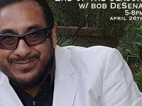 Jazz in the Piazza RR Presents - Bob DeSena