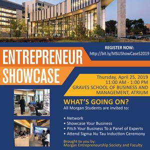 Entrepreneurship Showcase