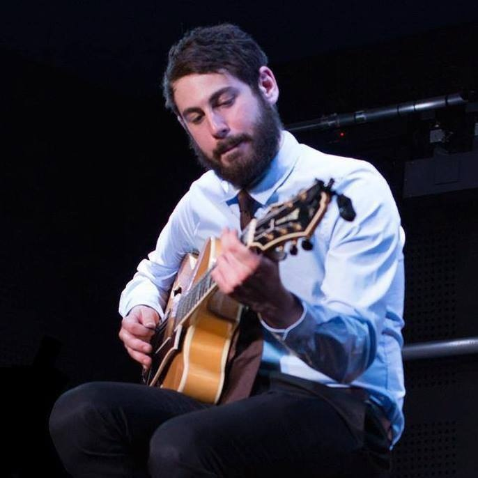 Graduation Recital at the School of Jazz and Contemporary Studies - Antonin Berger, guitar