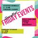 SpringFest: Friday Daytime Events