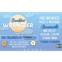 Student Union: Breakfast Wrangler