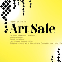 Spring Student Art Sale