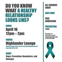 SAAM: Do You Know What a Healthy Relationship Looks Like?