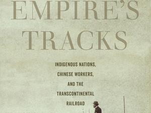 book cover for Empire's Tracks