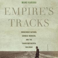 Book Event with Manu Karuka '00
