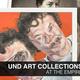 UND Art Collections Opening Exhibit