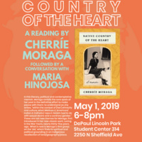 Native Country of the Heart - Reading by Cherrie Moraga and Conversation with Maria Hinojosa